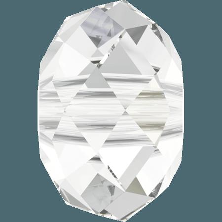 Swarovski 5041 - Briolette (large hole), Crystal