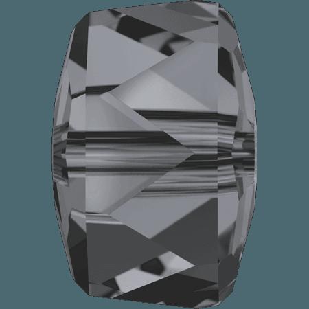 Swarovski 5045 - Rondelle, CR Silver Night