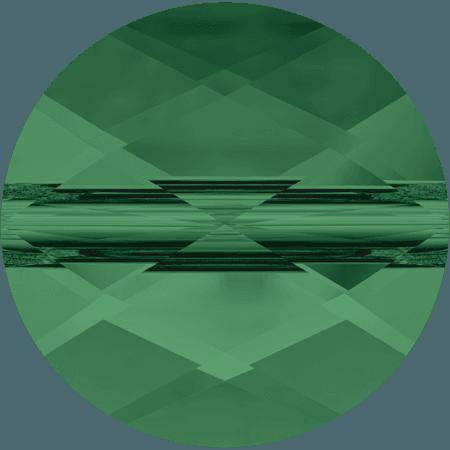 Swarovski 5052 - Mini Round, Emerald