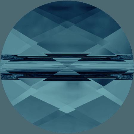 Swarovski 5052 - Mini Round, Indicolite