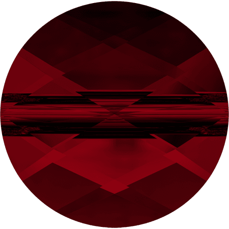 Swarovski 5052 - Mini Round, Siam
