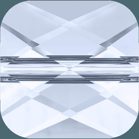 Swarovski 5053 - Mini Square, CR Blue Shade