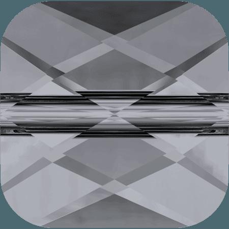 Swarovski 5053 - Mini Square, CR Silver Night