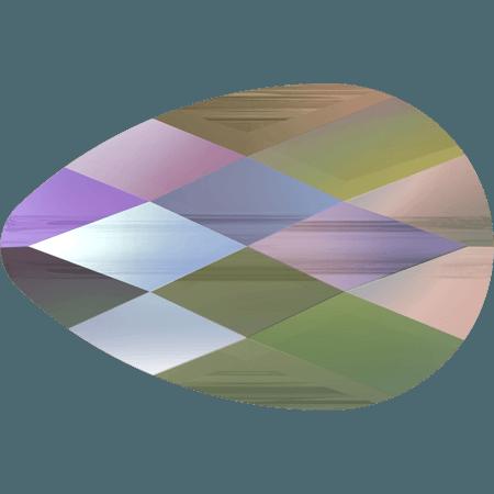 Swarovski 5056 - Mini Drop, CR Paradise Shine