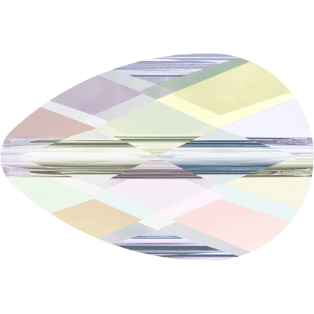 Swarovski 5056 - Mini Drop, Crystal AB