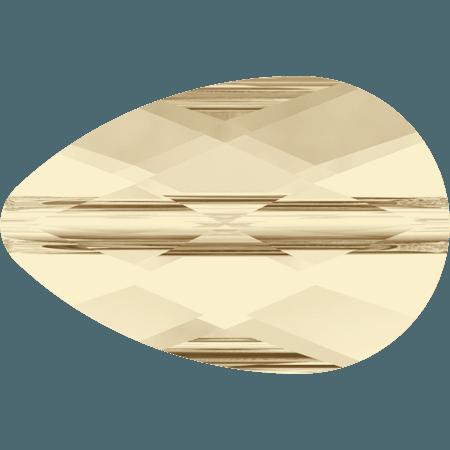 Swarovski 5056 - Mini Drop, Light Silk