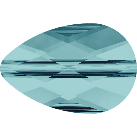 Swarovski 5056 - Mini Drop, Light Turquoise