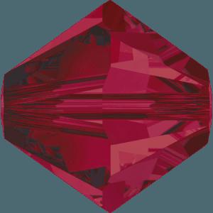 Swarovski 5328 Ruby
