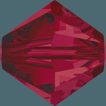 Swarovski 5328 - XILION, Ruby