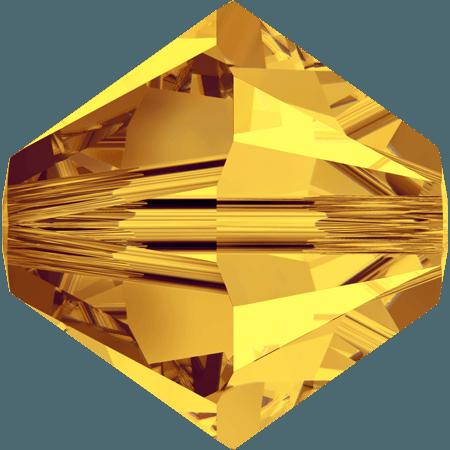 Swarovski 5328 - XILION, Sunflower