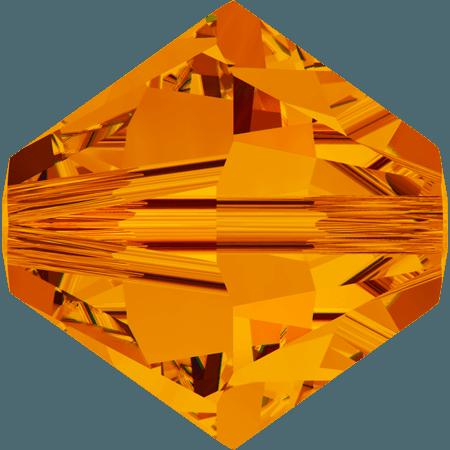 Swarovski 5328 - XILION, Tangerine