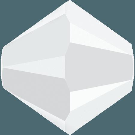 Swarovski 5328 - XILION, White Alabaster