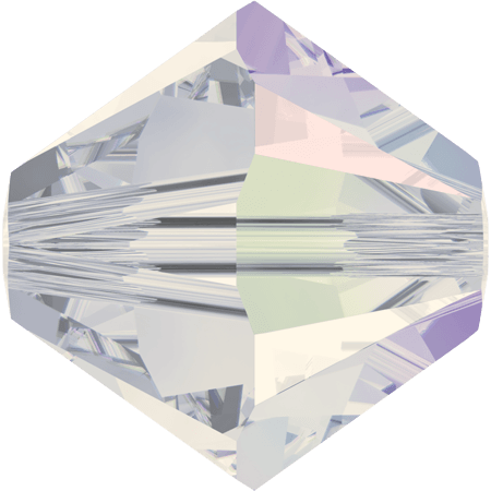 Swarovski 5328 - XILION, White Opal AB