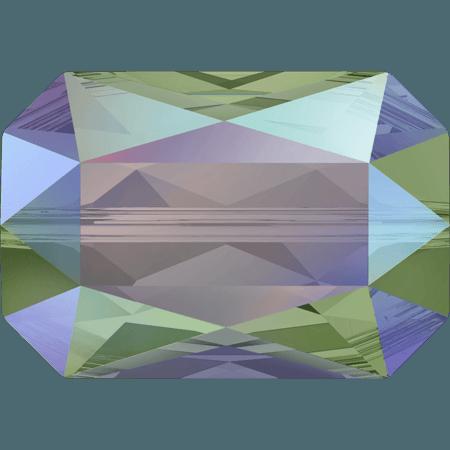 Swarovski 5515 - Emerald Cut, CR Paradise Shine