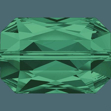 Swarovski 5515 - Emerald Cut, Emerald
