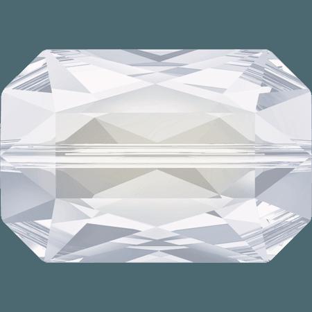 Swarovski 5515 - Emerald Cut, White Opal