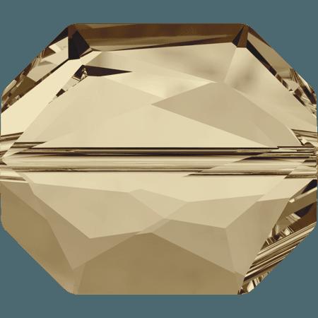 Swarovski 5520 - Graphic, CR Golden Shadow