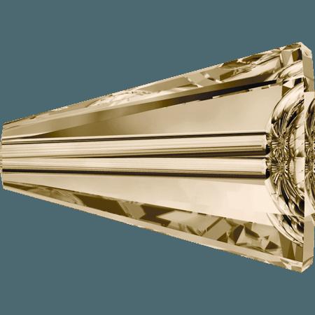 Swarovski 5540 - Artemis, CR Golden Shadow
