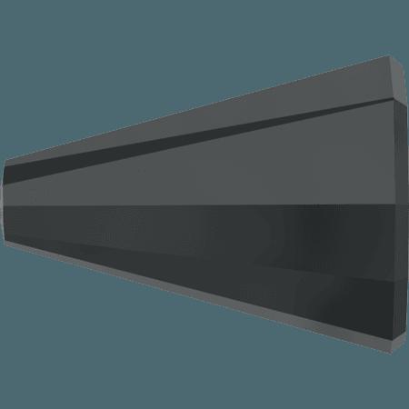 Swarovski 5540 - Artemis, Jet Hematite