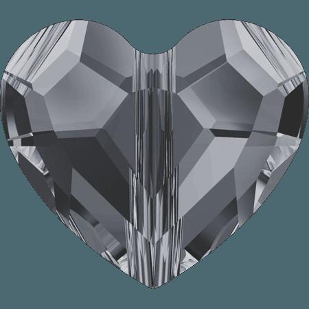 Swarovski 5741 - Love, CR Silver Night 2x