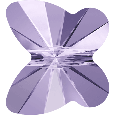 Swarovski 5754 - Butterfly, Violet