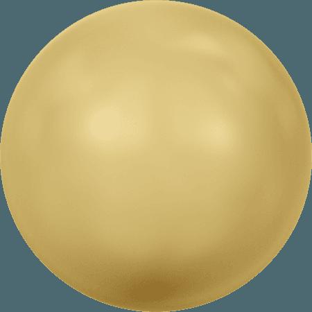 Swarovski 5817 - Crystal Gold Pearl