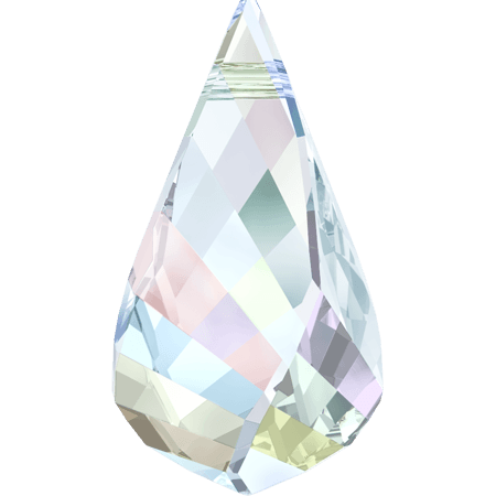 Swarovski 6020 - Helix, Crystal AB
