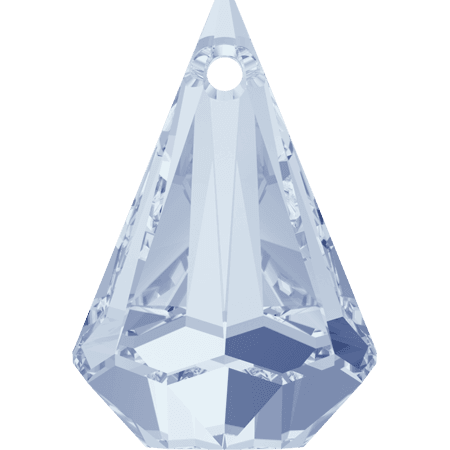 Swarovski 6022 - XIRIUS Raindrop, CR Blue Shade