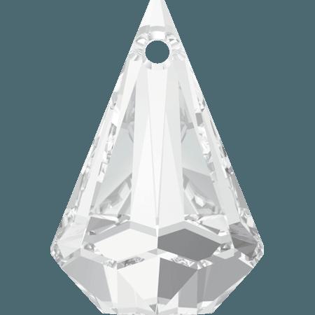 Swarovski 6022 - XIRIUS Raindrop, Crystal