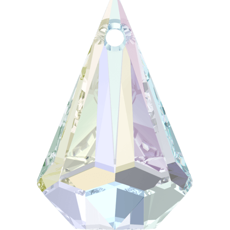 Swarovski 6022 - XIRIUS Raindrop, Crystal AB