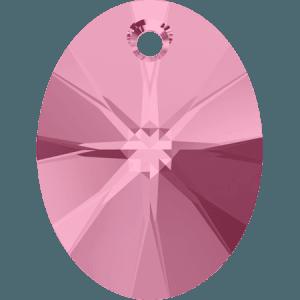 Swarovski 6028 Light Rose