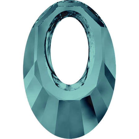 Swarovski 6040 - Helios, Indicolite