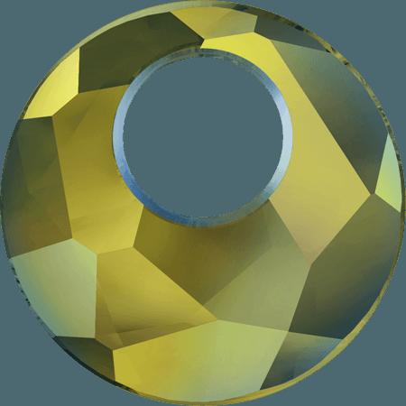 Swarovski 6041 - Victory, CR Iridesent Green