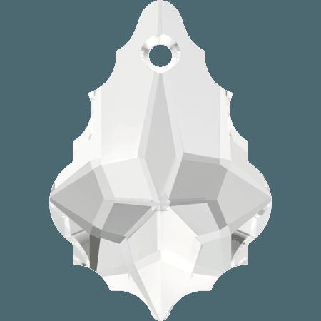 Swarovski 6090 - Baroque, Crystal