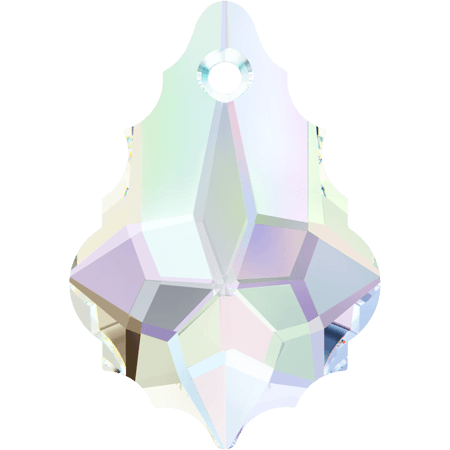 Swarovski 6090 - Baroque, Crystal AB