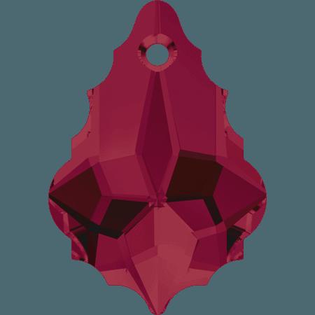 Swarovski 6090 - Baroque, Ruby