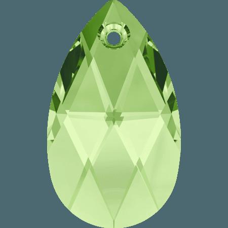 Swarovski 6106 - Pear-shaped, Peridot