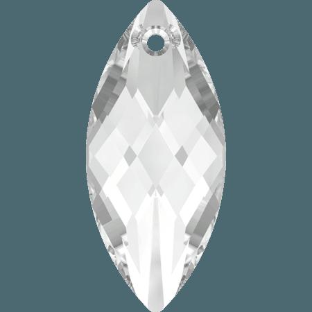 Swarovski 6110 - Navette, Crystal