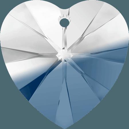 Swarovski 6228 - XILION Heart, CR Montana Blend