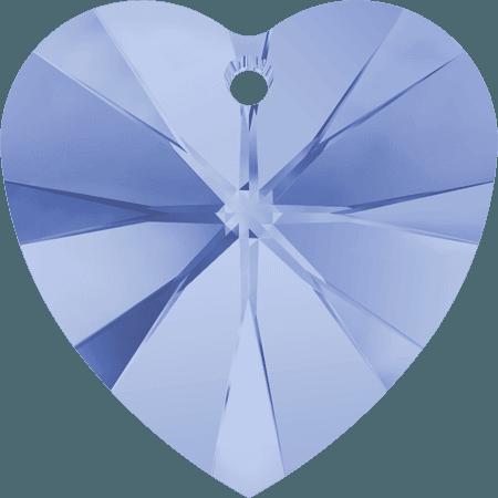 Swarovski 6228 - XILION Heart, Light Sapphire