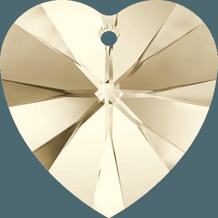 Swarovski 6228 - XILION Heart, Light Silk