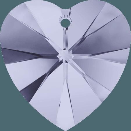 Swarovski 6228 - XILION Heart, Provence Lavender