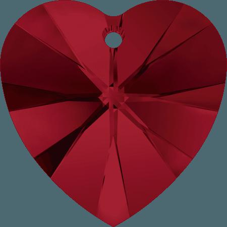 Swarovski 6228 - XILION Heart, Siam