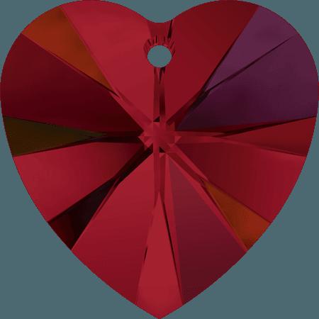 Swarovski 6228 - XILION Heart, Siam AB