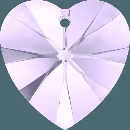 Swarovski 6228 - XILION Heart, Smoky Mauve