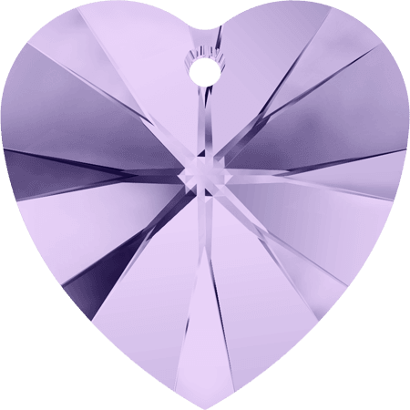 Swarovski 6228 - XILION Heart, Violet