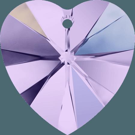 Swarovski 6228 - XILION Heart, Violet AB