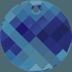 Swarovski 6621-CR Bermuda Blue P