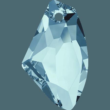 Swarovski 6656 - Galactic Vertical, Aquamarine
