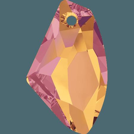 Swarovski 6656 - Galactic Vertical, CR Astral Pink